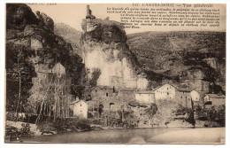 SAINTE  ENIMIE---  CASTELBOUC--gorges Du Tarn--Vue Générale -- N°157  éd MTIL - Other Municipalities