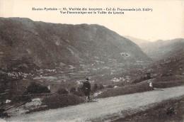 (F2044) - VALLEE DU LOURON, COL DE PEYRESOURDE, VUE PANORAMIQUE D ELA VALLEE - Altri Comuni