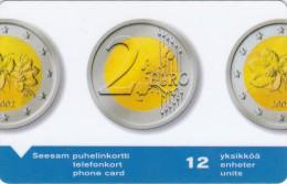 Finland, TTL-D-390B, Coins 2 EURO, 2 Scans.