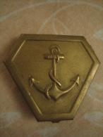 Insigne Du CEF / Armée D´italie 1944 ( 1 ). - Francia