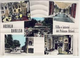 ORIOLO ROMANO - Viste Multiple, Villa E Interni Del Palazzo Altieri - Italy