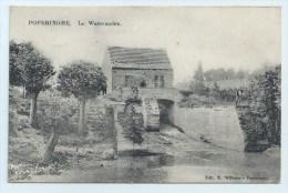 Poperinghe - Le Watermolen