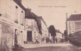 Jaulnay - Route De Richelieu - France