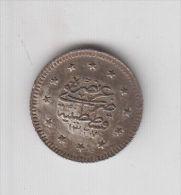 TURKEY Kurus 1327/3 Silver (trk374) - Turchia