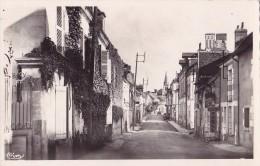 Ligueil - La Rue Balthazar-Besnard - France