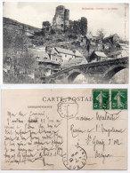 BELCASTEL - Le Chateau (84O81) - Francia