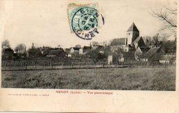 CPA - NEVOY (45) - Aspect De La Ville En 1900 - France