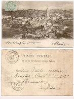 BELMONT - Cachet Ambulant De Tournemire A St Affrique  (Indice 3) (84085) - France