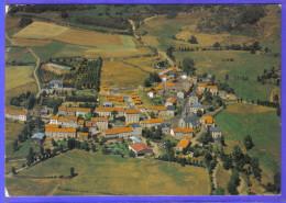Carte Postale 15. Clavières Vue D´avion  Trés Beau Plan - Other Municipalities