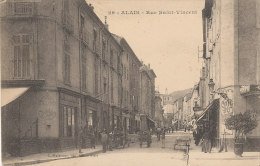 30 // ALES ALAIS   Rue Saint Vincent 29 - Alès