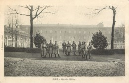 LILLE - QUARTIER KLEBER  - CASERNE - Lille