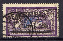 Memel 1920 Mi 27, Gestempelt [010216XIV] - Memelgebiet