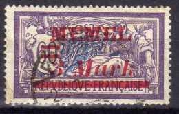 Memel 1921 Mi 37, Gestempelt [010216XIV] - Memelgebiet