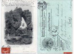 MONTPELLIER LE VIEUX - L' Arc De Triomphe - Pub Fromage Roquefort Société   (84093) - France