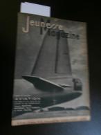Jeunesse Magazine 39 (25/09/1938): Aviation, E A Schefer, C Genty, J Mortane, - Bücher, Zeitschriften, Comics