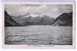 8449   Cpa LA PRAZ : Lac De Bissorte - France