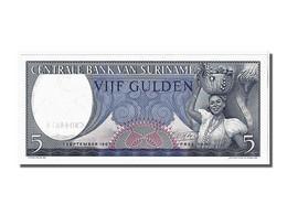 Surinam, 5 Gulden Type 1963 - Surinam