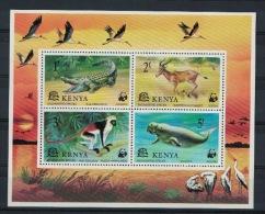 KENIA 1977, WWF, Animals - W.W.F.