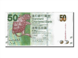 Hong Kong, 50 Dollars Type 2010-2012 - Hong Kong