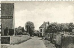 Normandel  (61.Orne)  Le Bourg Et Le Bureau De Tabac - France
