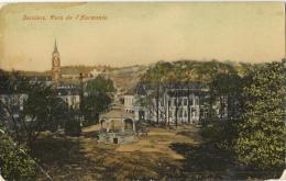 Verviers - Parc De L'Harmonie - Carte Colorisée - Verviers