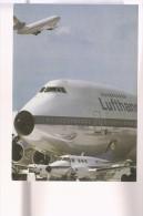 Cpm ,     Lufthansa  , Non   Voyagé - 1946-....: Moderne
