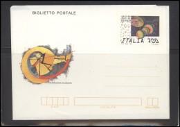 ITALY B2 017 Aerogram Space Exploration Galileo - 6. 1946-.. Repubblica