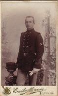CDV Militaire Landeut De Noduwez Orp Jauche Brabant Par Morren Louvain - Guerre, Militaire