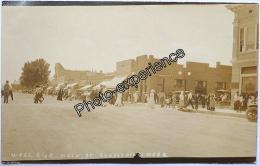 CPA Real Photo 1916 SCOTTSBLUFF Nebraska USA America Amérique - Autres