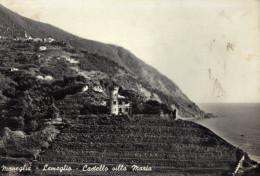 Genoiva  - Moneglia : Lemeglio - Castello Villa Maria - Genova (Genoa)