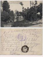 VILLEFRANCHE DE ROUERGUE - Vue Prise Du Moulin Des Sept Meules - Cachet Du 76° Régiment   (84124) - Villefranche De Rouergue