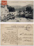 VILLEFRANCHE DE ROUERGUE - Quai De La Senechaussée - Cachet Perle De MONTMAUR (Htes Alpes)  (84125) - Villefranche De Rouergue