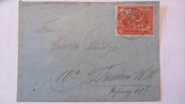 SBZ: Stempel-Beleg Brief Mit 30+15 Pf Messe Leipzig SoSt. Überfrankiert Vom 11.3.49  Knr: 230 - Zone Soviétique