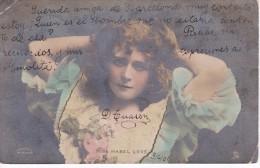 POSTAL DE LA ACTRIZ MISS MABEL LOVE DEL AÑO 1906 ((RAPHAEL TUCK & SONS) - Acteurs