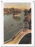 Tashkent, The Komsomolskoye Lake In The Recreation Park - Oezbekistan