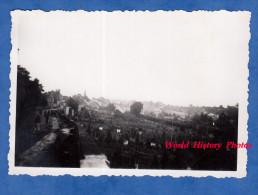 Photo ancienne - CHATILLON en BAZOIS - Vue de la ville le 14 aout 1937 - Ni�vre