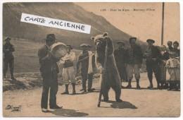 (CPA Original ) Dans Les Alpes - Montreur D'Ours -  ( Reynaud Edit Chambéry) Très Bon état. - France
