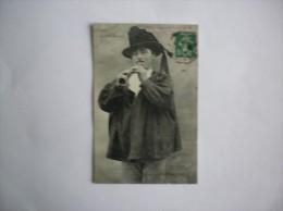 JOUEUR DE BINIOU 1908 - Brest