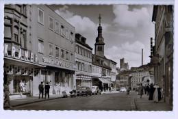 8470   Cpa SANKT INGBERT :  Kaiserstrasse   SUPERBE   Carte Photo !! - Saarpfalz-Kreis
