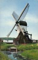 Molen Windmolen    Wipwatermolen  Leiden             A 56 - Moulins à Vent