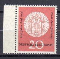 Bund   255 ** Postfrisch - Unused Stamps