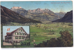 BENKEN: Gasthaus Pilgerhaus ~1910 - SG St. Gall