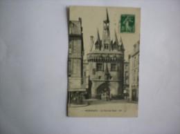 LA PORTE DU PALAIS -BR -37  1910 - Bordeaux