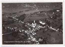 BENKEN: Fliegeraufnahme ~1940 - SG St. Gall