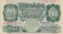 0126 BILLETE GRAN BRETAÑA - Billetes