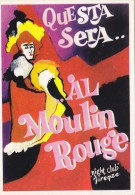 Firenze - Cabaret Night Club Moulin Rouge FG NV - Firenze