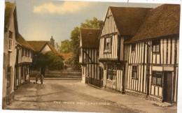 THE WOOL HALL , LAVENHAM  (CARTE GLACEE) - Angleterre