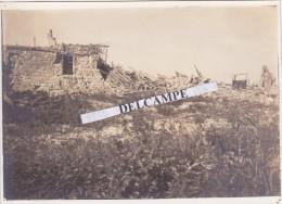 La Ferme De QUENNEVIERES - Guerre 14 /18 - Les Ruines ( Oise ) - Plaatsen