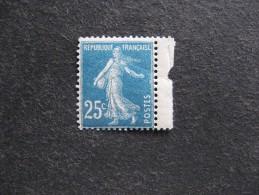 Rare N° 140 C ( De Carnet) , Neuf X . - France