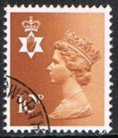 Northern Ireland SG NI28 1980 10p (CB) Fine Used - Regional Issues